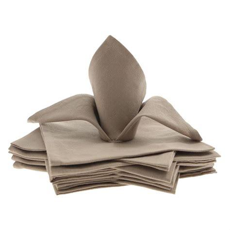 couleurs sud yuco lot de 12 serviettes de table li achat