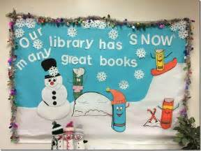 Our library has 39 snow 39 many great books quot bulletin board
