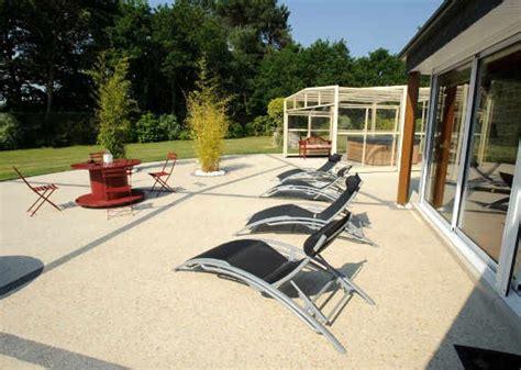 Terrasse En Ciment by Terrasse En B 233 Ton D 233 Coratif Prix Et Conseils Pour Bien