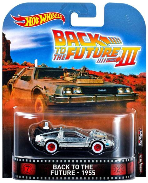 wheels back to the future part iii retro delorean time