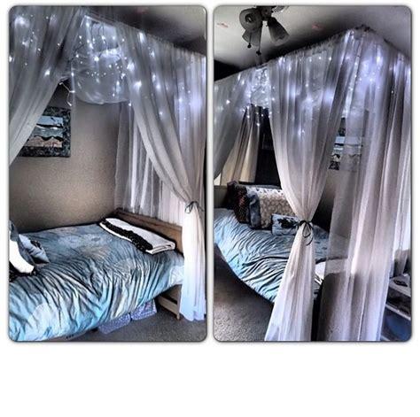 diy bedroom canopy diy bed canopy d i y pinterest bed canopies
