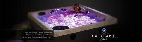 Twilight Series Tub portable spas tubs swim spas by master spas