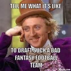 Fantasy Football Chion Meme - best 25 fantasy football ideas on pinterest fantasy