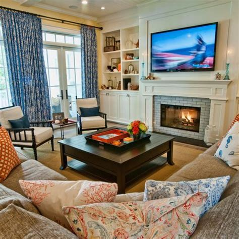 casual coastal living room design ideas pictures remodel  decor page    fussy