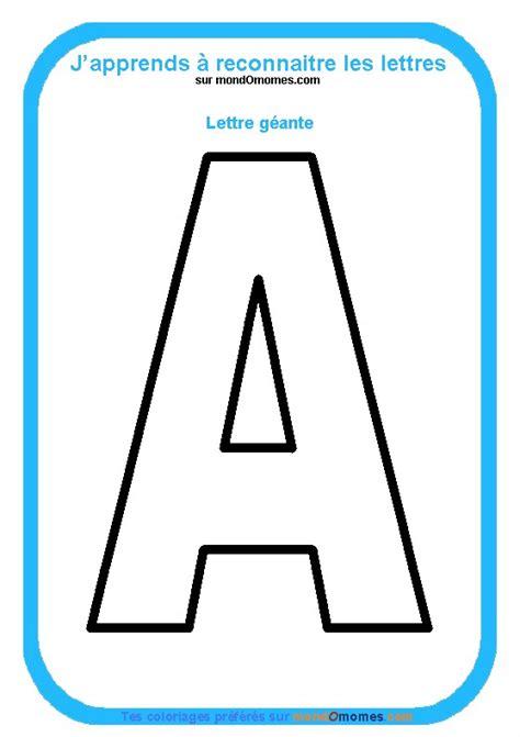 lettere a coloriage alphabet lettres g 233 antes coloriage lettre a