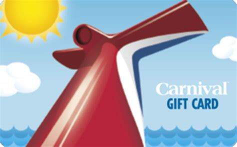 Carnival Gift Cards At Lowes - carnival cruise lines gift card