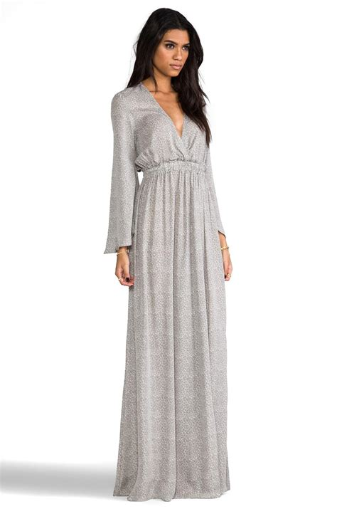 Dress Longsleeve sleeve maxi dress dressed up