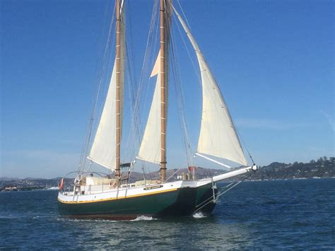 scow schooner plans 72 custom scow schooner yacht for sale rubicon yachts