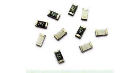 resistor smd packages 1k ohm smd package 1206 10 units