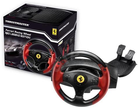 thrustmaster wheel thrustmaster legend edition steering wheel