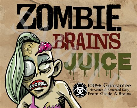 printable zombie labels halloween zombie juice 2 liter label printable digital set of