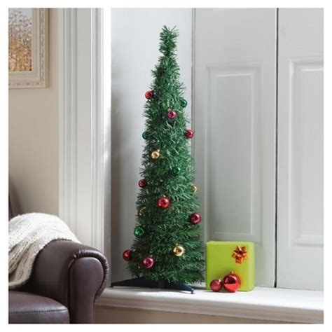 buy festive 3ft green pop up christmas tree from our