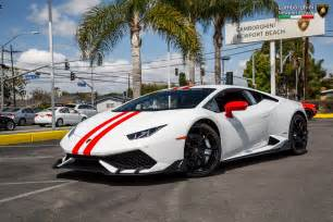 Top 5 Lamborghinis This Is Lamborghini S Own Aero Package For The Huracan