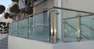 glass handrail system grs structural glass railing system c r laurence co