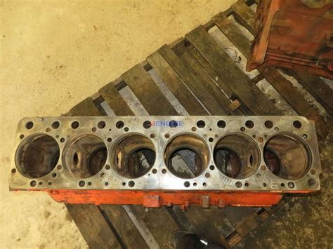 scania sc 683 engine block used 1251216 6 cyl dsl