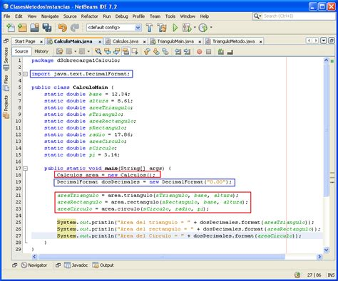 figuras geometricas java netbeans sambayredes 04 3 variables clases m 233 todos