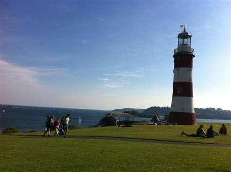 restaurants plymouth hoe bank picture of plymouth hoe plymouth tripadvisor