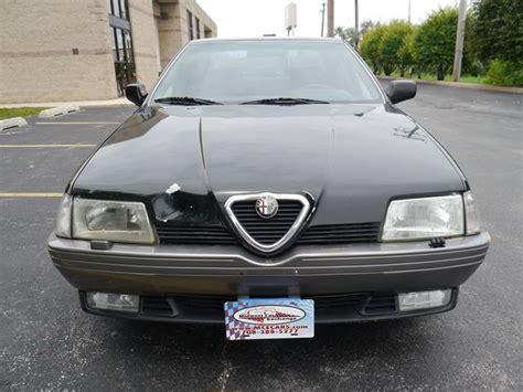 Alfa Romeo 164l by 1991 Alfa Romeo 164l For Sale Alsip Illinois