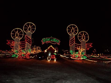 best christmas lights in michigan 8 more of the best light displays in michigan 2016