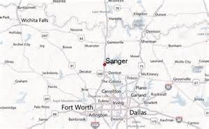 sanger location guide