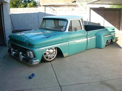 dinos 1964 chevrolet c10 dually youtube