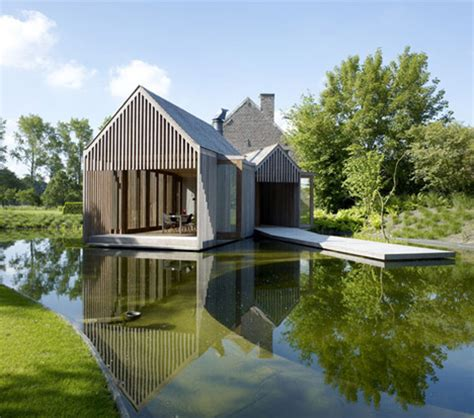 House Addition Ideas by Floating Free Dynamic Wood House Dock Deck Addition
