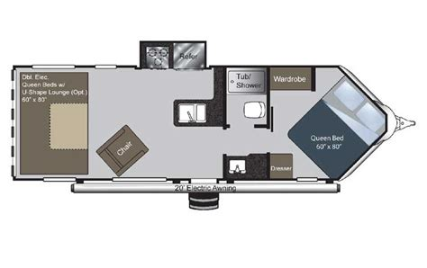 Travel Trailer Toy Hauler Floor Plans | raptor toy hauler floor plans cargo trailers pinterest