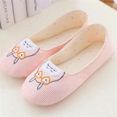 cute bedroom slippers cute totoro spring women home slippers for indoor bedroom