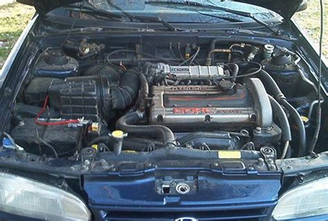 how do cars engines work 1993 hyundai sonata parking system nightrides 1993 hyundai sonata specs photos modification info at cardomain