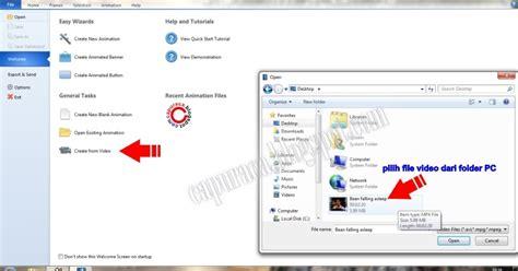 membuat video singkat cara mudah membuat file gif dari video chapuracha