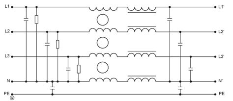 differential mode choke schematic line choke schematic symbol line free engine image for user manual