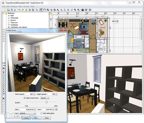 100 free home renovation design software