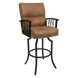 Swivel Bar Stool With Arms Pastel 30 In Ravenwood Swivel Bar Stool With Arms Autumn Rust At Hayneedle