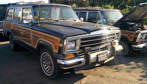 1991 jeep grand wagoneer for sale jeep grand wagoneer for sale carsforsale
