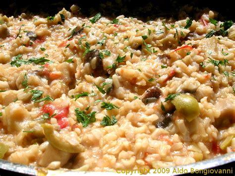 cucinare il riso integrale riso con funghi shiitake vegan ricette vegane