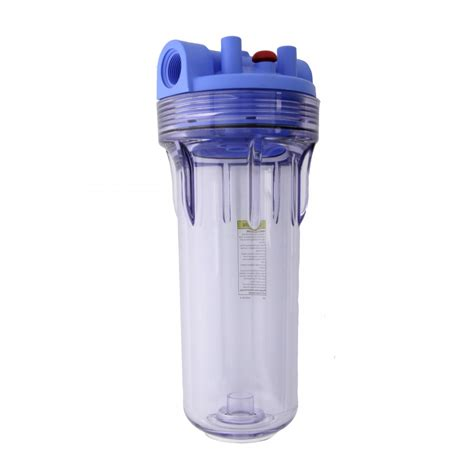 Filter Air Water Filter Housing 10 Puretrex 1 3g standard clear 34 pr10 pentek filter housing
