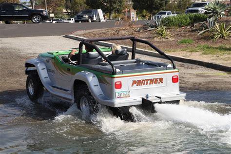 watercar panther watercar panther s fastest hibious vehicle 95