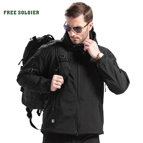 free soldier jaket water resistant windcoat size l green jakartanotebook