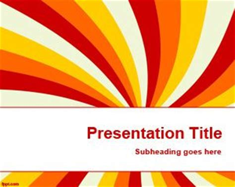 themes colour download free color slides powerpoint template