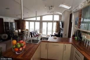 On Suite Bathroom Ideas britain s most expensive caravan which at 163 550 000