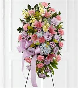 Fdr Flowers - the ftd 174 blessings of the earth easel