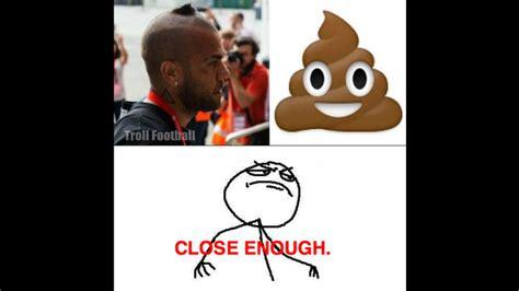 Dani Alves Meme - dani alves del barcelona es blanco de memes por su nuevo