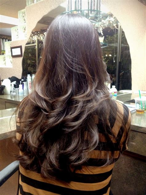 back of head layered blonde hair styles long layers the back of yo head pinterest