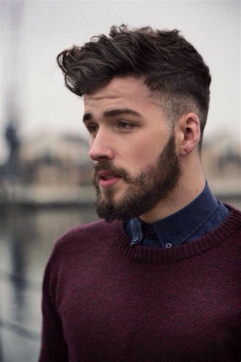 haircuts guys big heads 17 best images about haircut modern pompadour men on