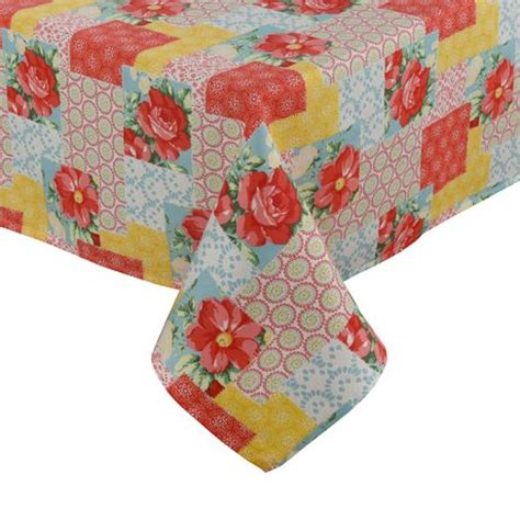 Patchwork Tablecloth - the pioneer patchwork tablecloth walmart ca