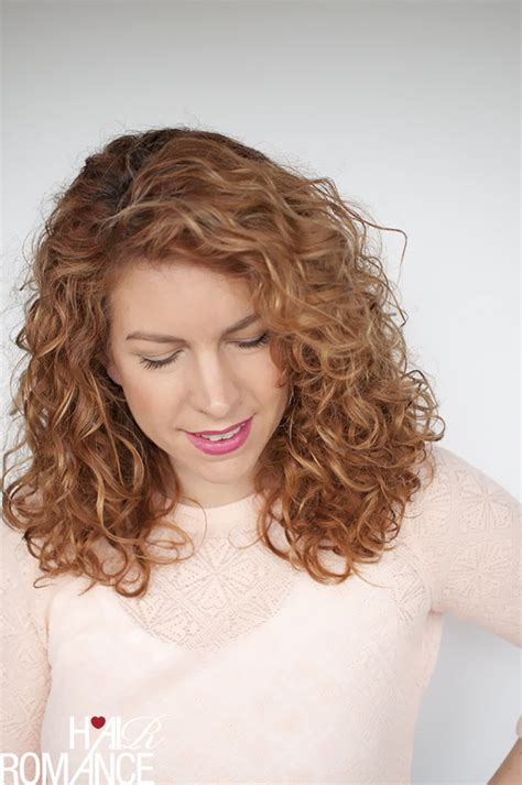 temporary wave perm semi permanent curly hair short curly hair
