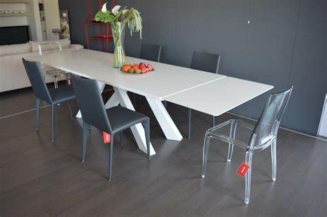 tavolo bonaldo big table allungabile tavoli a prezzi