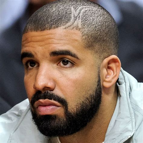 drake moon part haircut drake haircut