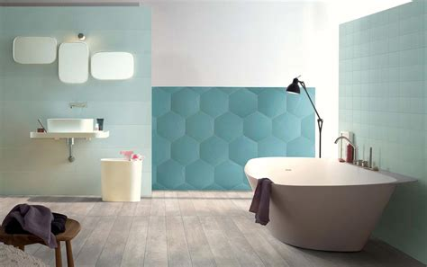 tagina bagni in the modern bathroom informal shapes for a light ambience