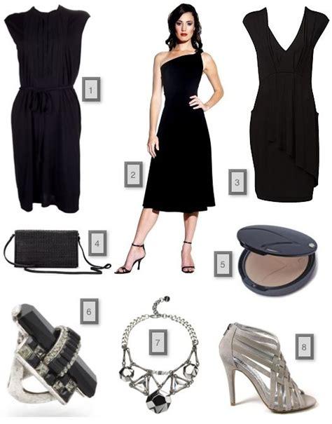 accessories  black evening dress black dress